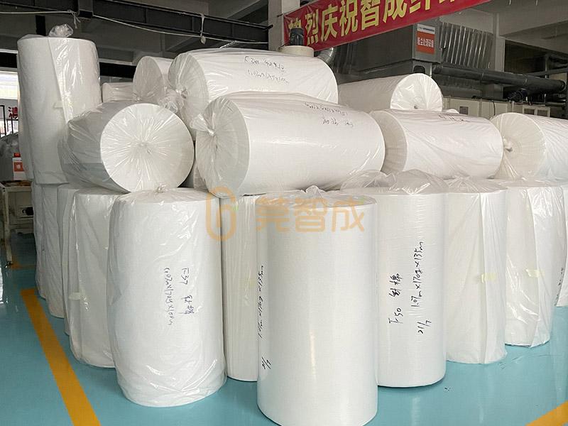 背胶针棉厂家