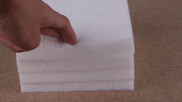 无胶棉厂家用7年生产经验来解析客户关注问题