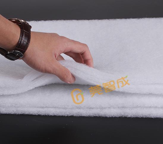 聚酯纤维无胶棉