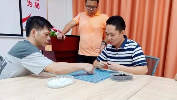 智成纤维第七届运动会个人赛项目预赛进行中