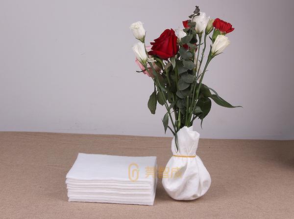鲜花包装吸水棉卷