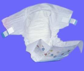 水刺无纺布纸尿裤