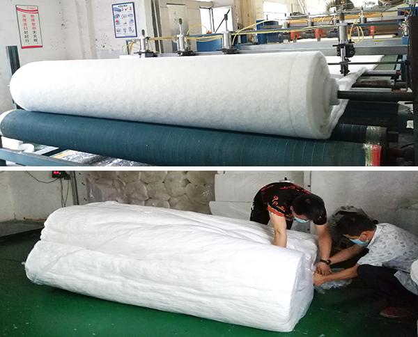 大棚保温被无胶棉生产厂家