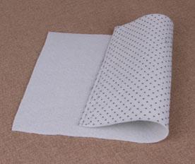 滴塑针刺棉应用于地毯