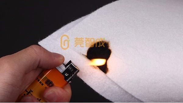 阻燃针刺棉的应用范围