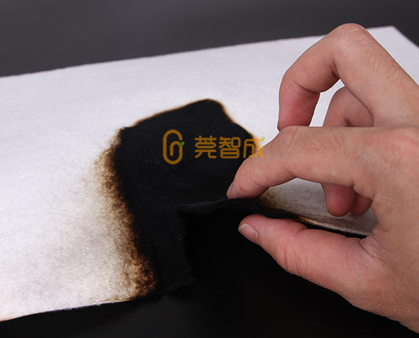 阻燃针刺棉1