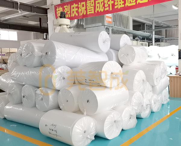 针刺棉工厂