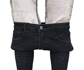 羊绒棉可应用于裤子