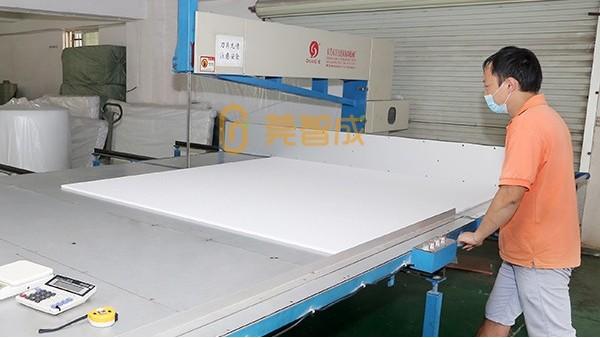 针刺无纺布厂-综合型的纤维棉制品企业