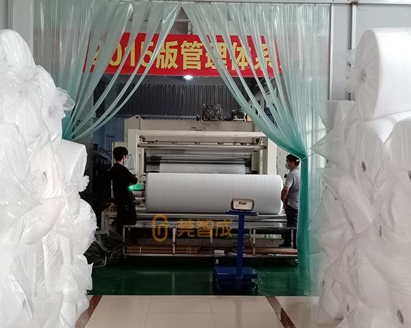 黏胶阻燃棉