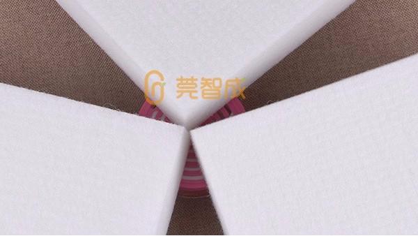环保无胶棉的生产流程