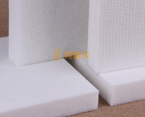 环保无胶棉生产流程