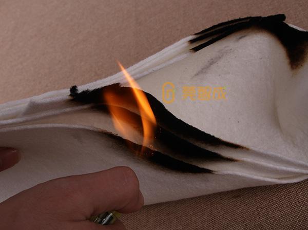 阻燃针刺无纺布