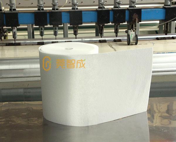 针扎棉生产1
