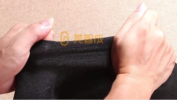 针刺的密度影响黑色针刺无纺布的拉力