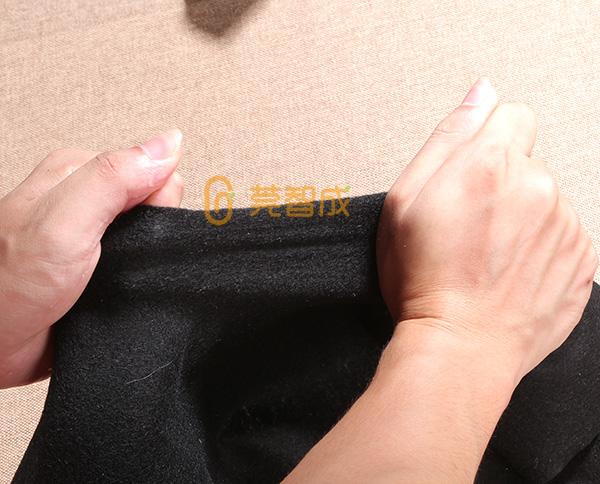 黑色针刺无纺布厂家