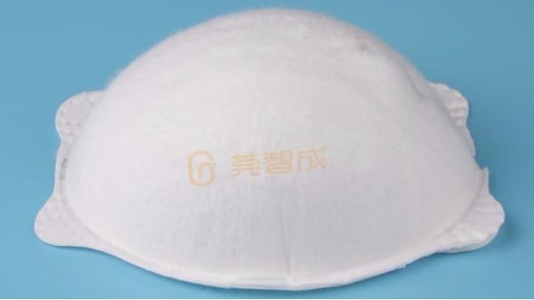 口罩定型棉热压不成形该如何处理