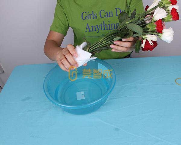 鲜花保水棉1