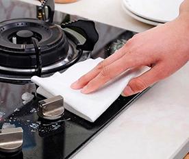 丝瓜抹布应用于擦桌子