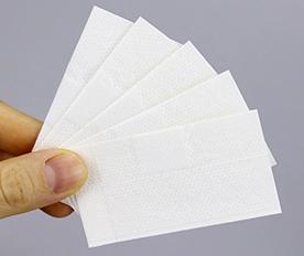 医用吸水棉应用于输液贴