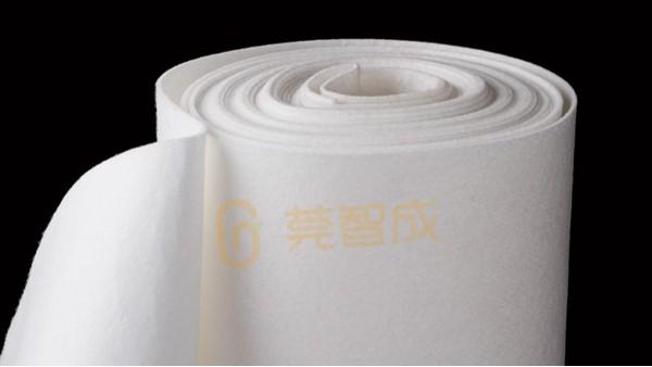 智成纤维针刺棉定制厂家-生产工艺流程
