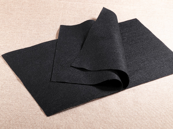 黑色针刺棉
