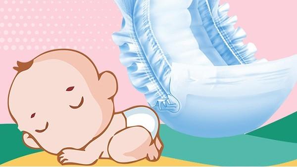 热风无纺布-婴儿纸尿裤的透气材料