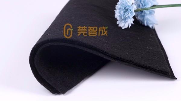 黑色针刺无纺布-品牌的力量了解一下