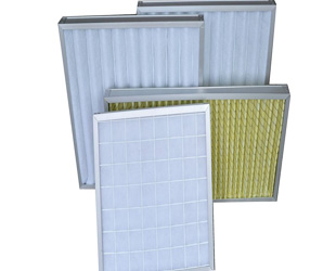 无胶棉应用于空气净化