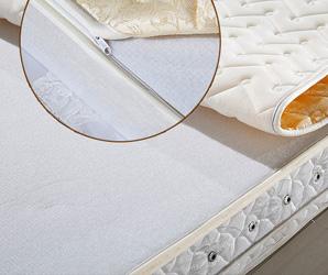 床垫剖面图