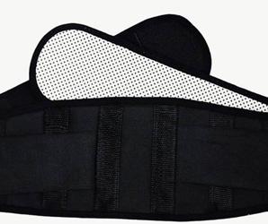 针刺无纺布应用于护腰保健