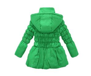 有朴针棉应用于衣服
