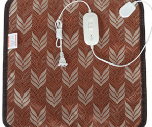 贴胶针棉应用于电热毯