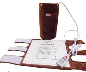 贴胶针棉应用于护具