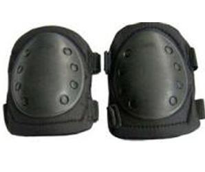 黑色针棉应用于护膝
