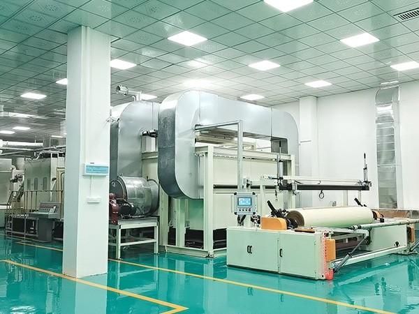 智成高速热风棉生产设备