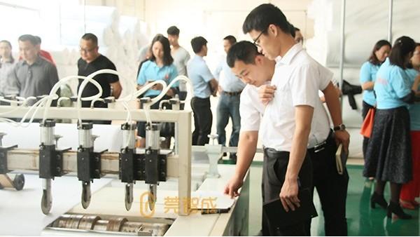 针刺无纺布厂-向提升客户体验感方向发展