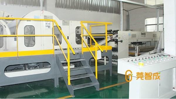 针刺无纺布厂-拥有精良的生产设备