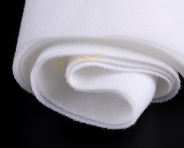 碗形口罩针刺棉