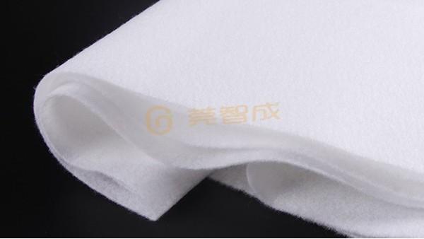 猪嘴口罩针刺棉-防护型材料