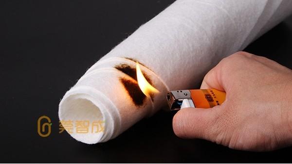 阻燃针棉常用于出口美国床垫