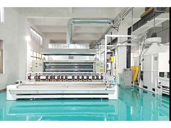 智成针刺棉3.6米生产设备