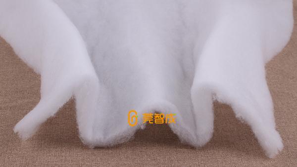 专用进口原料的无胶棉供应商