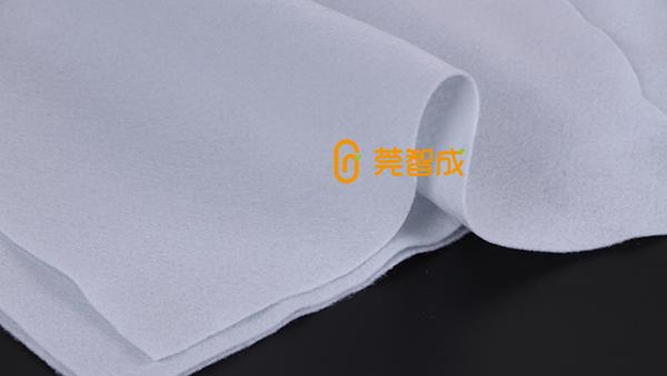 针刺法制造而成的口罩针棉