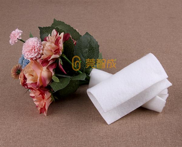 鲜花保湿棉