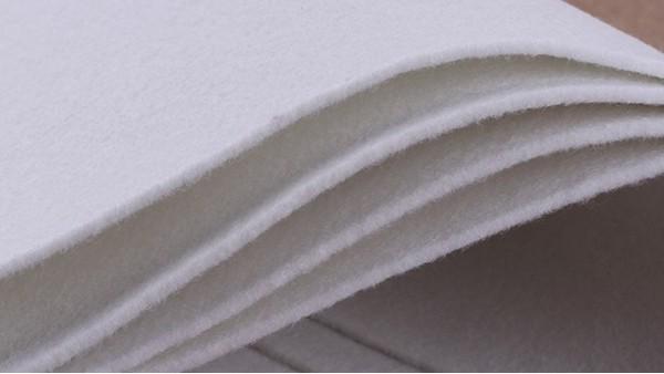 针扎棉生产材料选择