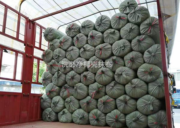 椰壳抹布厂家