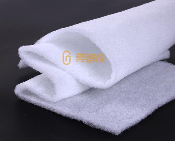 无胶棉生产