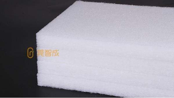 符合各项环保检测的无胶棉