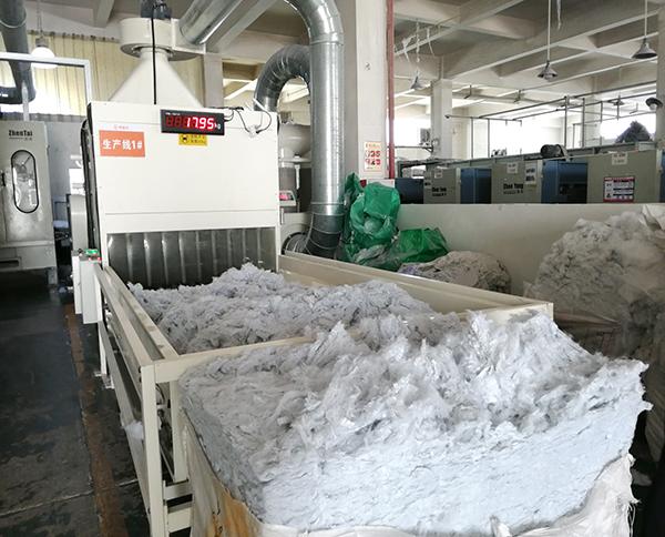 化纤针刺无纺布环保原材料制作